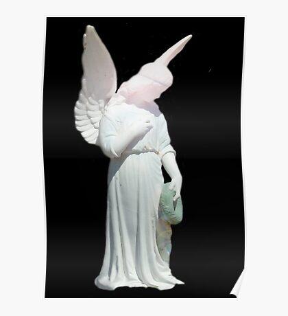 Heavenly Angel Poster