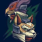 Lylat Heroes by pertheseus