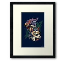 Lylat Heroes Framed Print