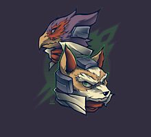 Lylat Heroes Unisex T-Shirt