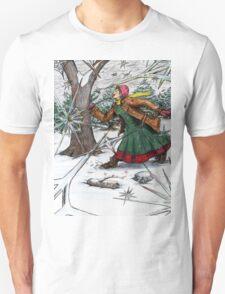 Snowflake Girl Unisex T-Shirt