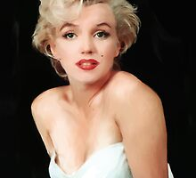 Marilyn #2 by Chester Edwards