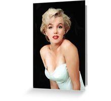 Marilyn #2 Greeting Card