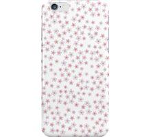 purple and pink flowers iPhone Case/Skin