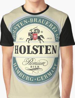 Holsten Beer Graphic T-Shirt