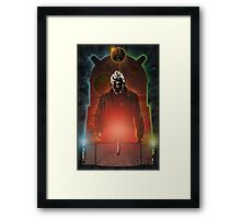 Doctor Who - No More Framed Print