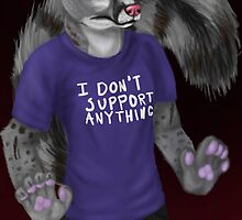 Unsupportive by Amber  Jennings