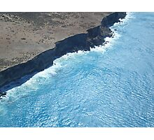 Great Australian Bight 6 Photographic Print
