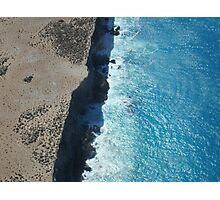 Great Australian Bight 7 Photographic Print