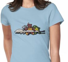 Bromista's toys Womens Fitted T-Shirt
