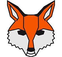 Fox Head by Style-O-Mat