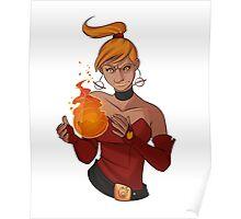 Bell Bust: Fire Magic Poster