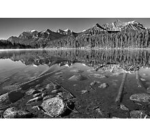 Tranquil Lake Photographic Print