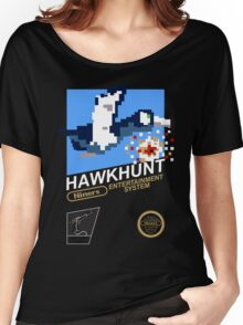 49ERS Hawkhunt Women's Relaxed Fit T-Shirt
