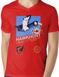 49ERS Hawkhunt Mens V-Neck T-Shirt