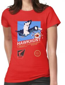 49ERS Hawkhunt Womens Fitted T-Shirt