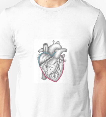 I Heart You Unisex T-Shirt