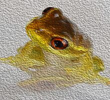 Just Froggy by SherryAllenArt