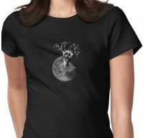 Flora Womens Fitted T-Shirt