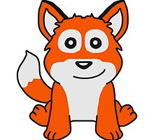 Cute Fox Child by Style-O-Mat