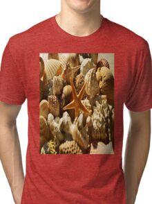 Just Beachy Tri-blend T-Shirt