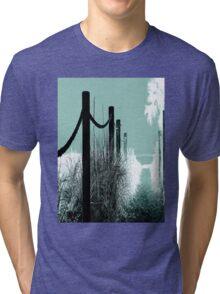 Path To Paradise Tri-blend T-Shirt