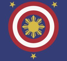 Captain Philippines! (For Blue Shirts Only) by IsdaMan