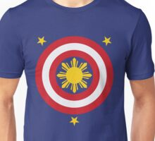 Captain Philippines! (For Blue Shirts Only) Unisex T-Shirt