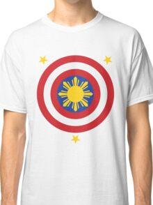 Captain Philippines! Classic T-Shirt