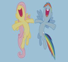 Rainbow Shy Kids Clothes