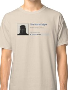 Gandalf likes this Classic T-Shirt