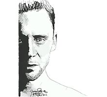 Coriolanus - Tom Hiddleston Photographic Print