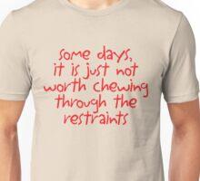 restraints Unisex T-Shirt