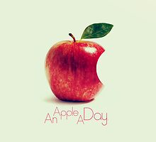 An Apple A Day. by NinjaSa