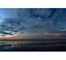 cold calm Photographic Print
