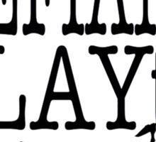 Newsies: Slay the Giant Sticker