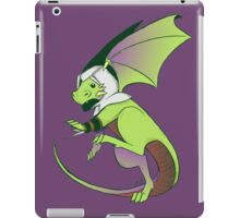 Altair, Dragon of Assassins Creed on Purple iPad Case/Skin