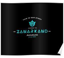 Journey to Zanarkand Poster