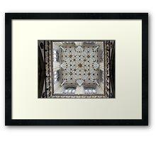 York Minster, Tower Interior Framed Print
