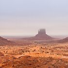 Monument Valley by Trevor Middleton
