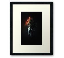 Astronaut 07 Framed Print