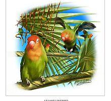 LILIANS LOVEBIRD 4 by DilettantO