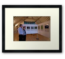 Chartwell Photo Exhibition  National trust Framed Print