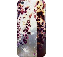 Magenta Flowers iPhone Case/Skin