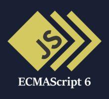 ECMAScript 6 (ES 6) Javascript T-shirt & Hoodie by nasa8x