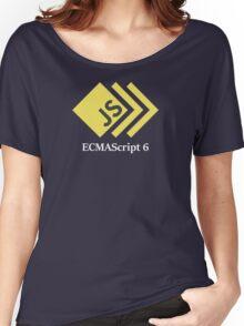 ECMAScript 6 (ES 6) Javascript T-shirt & Hoodie Women's Relaxed Fit T-Shirt