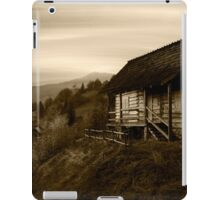 Lonely house iPad Case/Skin