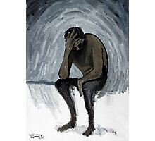 Depression Photographic Print