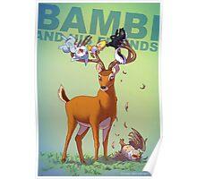 Bambi Badass Poster