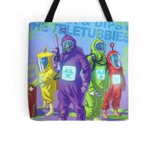 Teletubbies badass Tote Bag